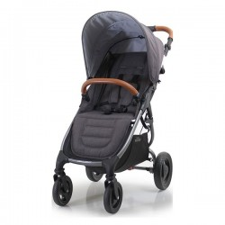 VALCO BABY WÓZEK SPACEROWY SNAP 4 TREND CHARCOAL