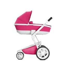 QUINNY GONDOLA FOLDABLE  PINK PASSION