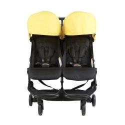 mountain buggy wózek bliźniaczy nano duo