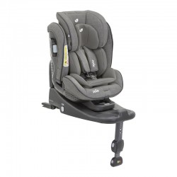 JOIE FOTELIK STAGES ISOFIX FOGGY GRAY