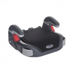 GRACO FOTELIK BOOSTER MIDNIGHT BLACK