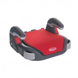 GRACO FOTELIK BOOSTER POMPEIAN RED
