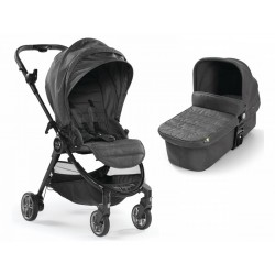 baby jogger wózek city mini tour lux 2w1