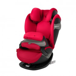 CYBEX FOTELIK PALLAS S-FIX REBEL RED