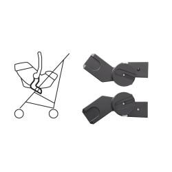 cybex adaptery do fotelików samochodowych cybex, maxi cosi, besafe