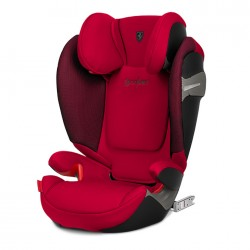 CYBEX FOTELIK SOLUTION S-FIX SCUDERIA FERRARI RACING RED
