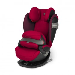 CYBEX FOTELIK PALLAS S-FIX SCUDERIA FERRARI RACING RED