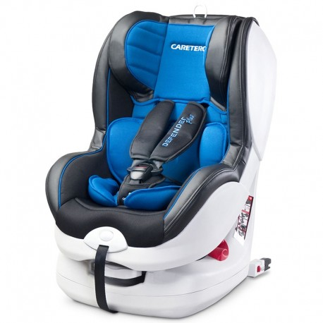 CARETERO FOTELIK DEFENDER PLUS ISOFIX 0-18KG BLUE