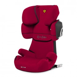 cybex fotelik solution x2-fix scuderia ferrari