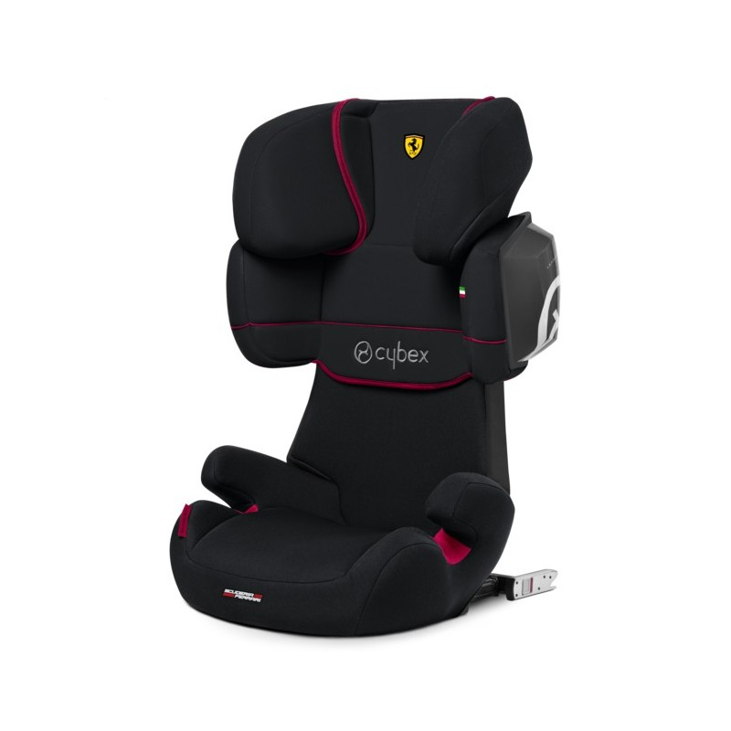 cybex fotelik solution x2 fix scuderia ferrari. Black Bedroom Furniture Sets. Home Design Ideas
