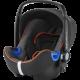 BRITAX & ROMER BABY-SAFE I-SIZE BLACK MARBLE