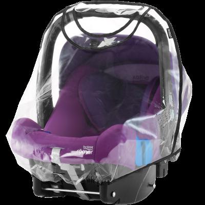 britax & romer osłona przeciwdeszczowa do baby-safe plus shr ii