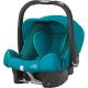 BRITAX & ROMER FOTELIK BABY-SAFE PLUS SHR II GREEN MARBLE