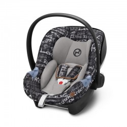 CYBEX FOTELIK ATON M I-SIZE VALUES FOR LIFE STRENGHT DARK GREY