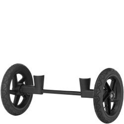 britax & romer przednie koła do wózka b-motion 4 na każdy teren