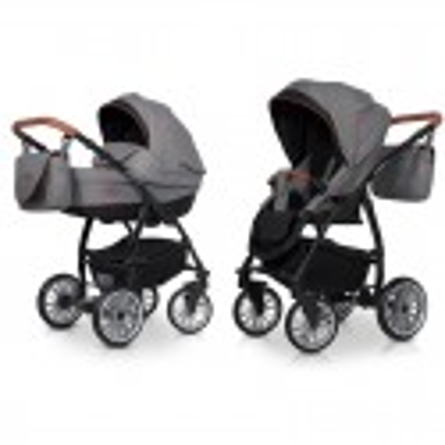 euro-cart wózek passo pro 2w1
