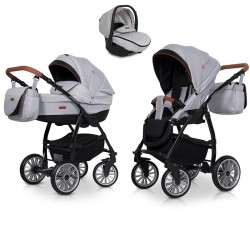 euro-cart wózek passo pro + fotelik kite 3w1