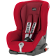BRITAX & ROMER FOTELIK DUO PLUS FLAME RED