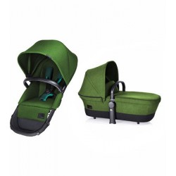 CYBEX PRIAM SIEDZISKO + GONDOLA LIGHT SEAT HAWAII GREEN