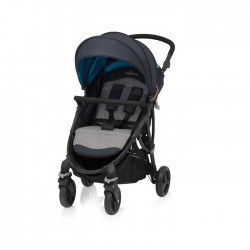 BABY DESIGN WÓZEK SMART 17 GRAPHITE