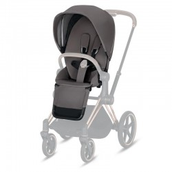 CYBEX TAPICERKA DO SIEDZISKA PRIAM MANHATTAN GREY