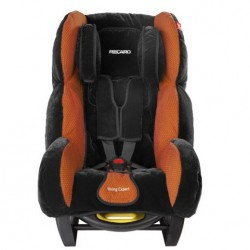 RECARO FOTELIK YOUNG EXPERT ORANGE