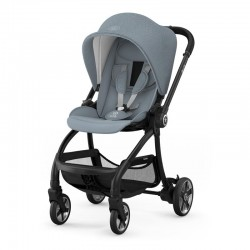 KIDDY WÓZEK EVOSTAR LIGHT 1 MOON GREY
