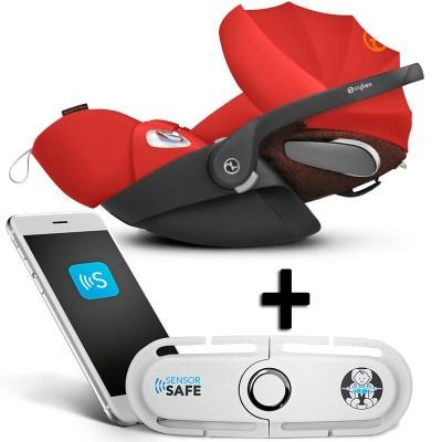 cybex cloud z i-size + sensorsafe fotelik