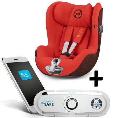 cybex fotelik sirona z i-size + sensorsafe