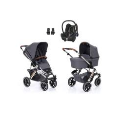abc design wózek salsa 4 air diamond special edition 3w1 z fotelikiem maxi cosi cabriofix