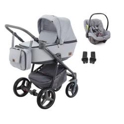 adamex wózek reggio premium 3w1 z fotelikiem avionaut pixel
