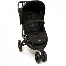 valco baby snap 3 wózek spacerowy black beauty
