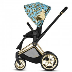 cybex priam 2.0 jeremy scott cherubs blue wózek spacerowy