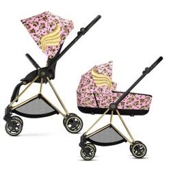 cybex mios 2.0 jeremy scott cherubs wózek 2w1 pink
