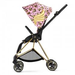 cybex mios 2.0 jeremy scott cherubs wózek spacerowy pink