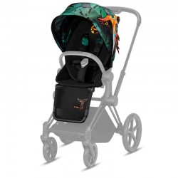 cybex birds of paradise tapicerka do siedziska priam 2.0