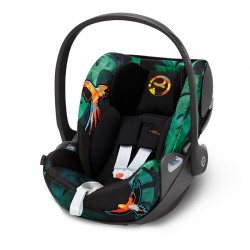 cybex cloud z i-size birds of paradise fotelik