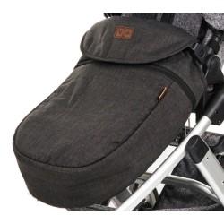 abc design osłonka na nóżki do wózków