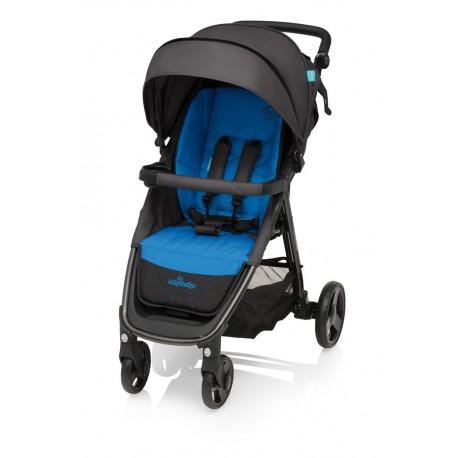 baby design clever wózek spacerowy z regulowaną rączką kol.03