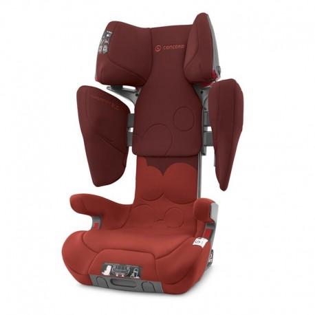 concord transformer xt plus fotelik 15-36kg autumn red