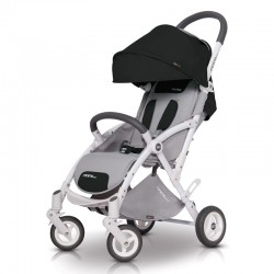 easy go minima plus wózek spacerowy carbon