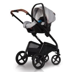 euro-cart campo stelaż do wózka z fotelikiem Kite 0+