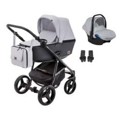adamex wózek reggio premium 3w1