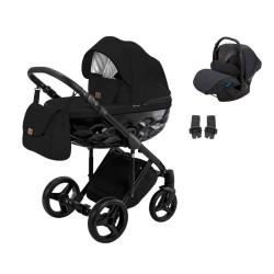 adamex chantal wózek 3w1
