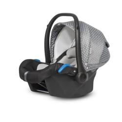 riko kite isofix ready fotelik do wózka qubus 01 crystal