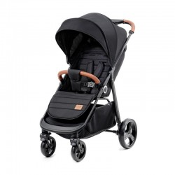 kinderkraft grande wózek spacerowy black