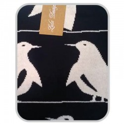 lula design kocyk pingwin