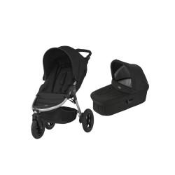 britax & romer wózek b-motion 3 + gondola