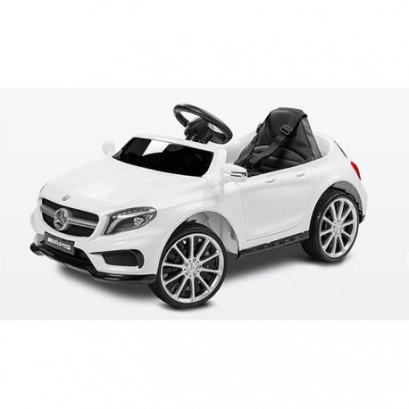 toyz mercedes amg gla 45 pojazd na akumulator white