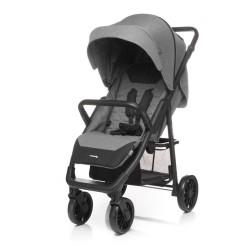 4baby moody wózek spacerowy grey